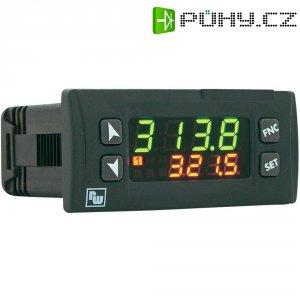 Univerzální termostat Wachendorff UR3274U5, 24 - 230 V AC/DC, 2 reléové výstupy