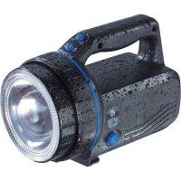Akumulátorový ruční reflektor IVT Profi PL-838B, halogenový černá