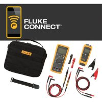 Sada pro bezdrátové měření napětí Fluke FLK-V3000 FC KIT, grafický displej, datalogger