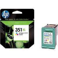 Cartridge do tiskárny HP CB338EE (351XL), cyanová/magenta/žlutá