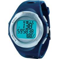 Hodinky s měřením pulzu Oregon SE 120, 6493, tmavě modrá