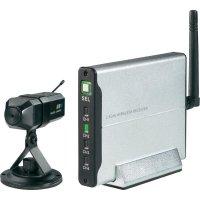Bezdrátová mini kamera s přijímačem 2,4 GHz, 380 TVL