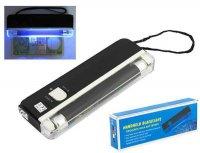 UV Tester bankovek + LED svítilna