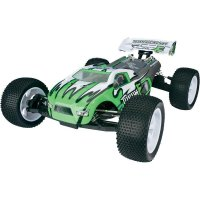 RC model Brushless Truggy Team C Torch E, 1:8, 4WD, RtR 2.4 GHz