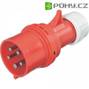 CEE fázový měnič PCE, 32 A, IP44, červená
