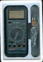 Multimetr RE64 RANGE-vadný, nekompletní