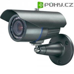 Venkovní kamera Sygonix 600 TVL, 8,5 mm Monalisa CCD, 12 VDC, 3.8 - 9.5 mm
