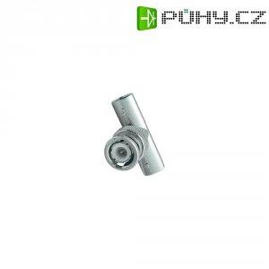 Adaptér BNC zástrčka ⇔ BNC zásuvka Amphenol, B9073D1-ND3G-50, 4 GHz, 50 Ω