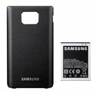 Samsung originální baterie EB-K1A2E pro Samsung Galaxy S II, 2000mAh, černá EB-K1A2EBEG