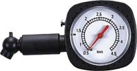 Pneuměřič - tlakoměr 0,5-4,5 bar