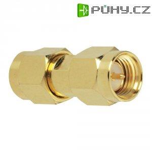 SMA zástrčka / SMA zástrčka Amphenol SMA2071A1-3GT50G-50, adaptér rovný, 50 Ω