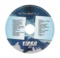 Karaoke DVD THE BEST IV