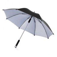 Deštník manuální XD Design, Hurricane, 58,5cm, černá