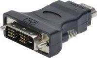 Redukce vidlice DVI ⇔ HDMI zásuvka, Digitus