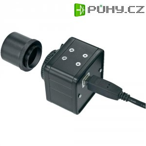 Teleskopický PC okulár, USB