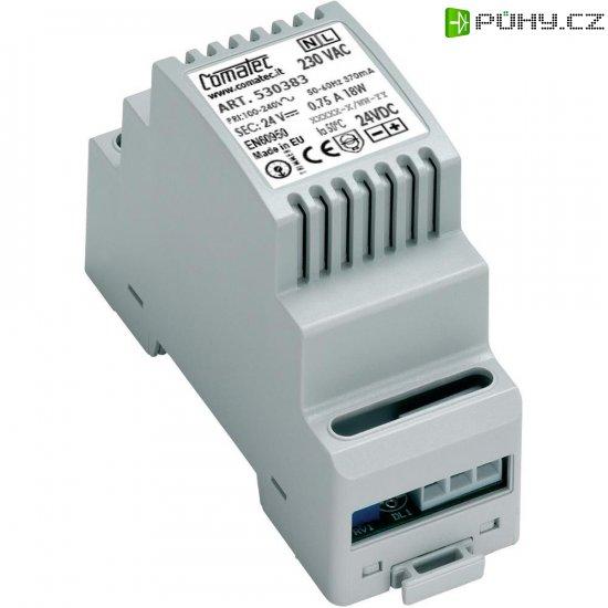 Napájecí zdroj na DIN lištu Comatec, PSM46024, 24 - 28 V/DC, 60 W, 100 - 240 V - Kliknutím na obrázek zavřete