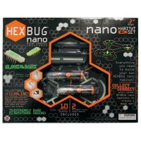 Závodní dráha HexBug Nano Habitat Set Glow in the Dark,svítící (HB-477-1929)