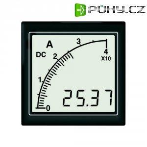 DC ampérmetr s bargrafem Trumeter APMDCA72-TW