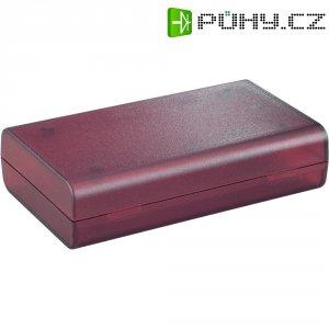 Univerzální pouzdro Strapubox 2515RT, (d x š x v) 124 x 72 x 30 mm, červená