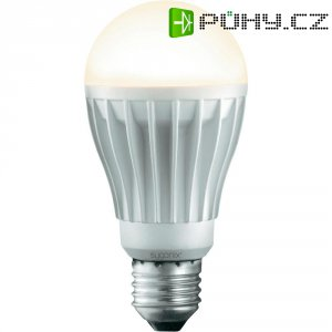 LED žárovka Sygonix, E27, 10,5 W, 230 V, teplá bílá
