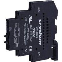 Elektronické zátěžové relé na DIN lištu série One DR Crydom DR24D06 6 A, 1 ks