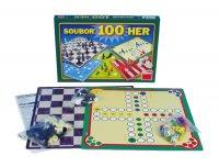 Hra stolní DINO SOUBOR HER 100 dětská