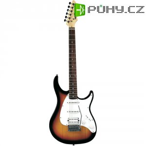 Elektrická kytara Peavey Raptor Plus Sunburst