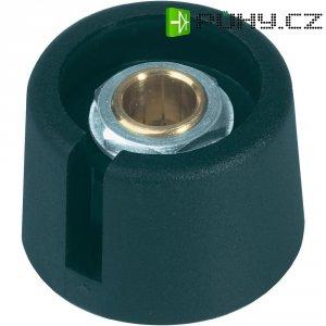Otočný knoflík OKW A3031069, 6 mm, černá
