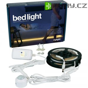 Dekorační LED osvětlení Bedlight Stripes s pohybovým senzorem (0144010141)