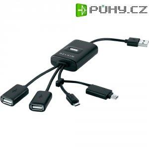 USB 2.0 hub Belkin, 4-portový, Calamari