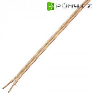 Balený reproduktorový kabel, průřez 2 x 2,5 mm²