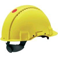 Ochranná helma s UV senzorem Peltor G3000 Uvicator, XH001675178, žlutá