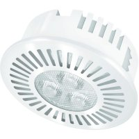 Vestavné světlo LED Tresol 4,5 W, Osram, sada 2 ks