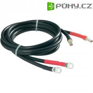 Připojovací kabel Voltcraft, 3 m/35 mm², pro NPI-2000 W-Typen, SWD-1200/12, SWD-2000/24