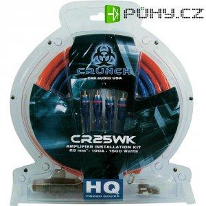 Sada kabelů Crunch CR25WK, 25 mm², 5 m