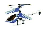 RC model vrtulník McTrack Micro Metal 3-kanal