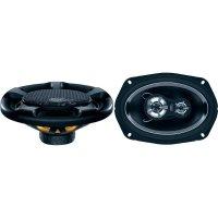 Koaxiální reproduktory MacAudio MP 69.3, 152 x 228 mm, 360 W