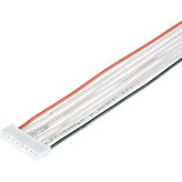 Připojovací kabel Modelcraft, pro 7 LiPol článků, zásuvka EH