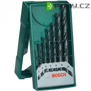 Sada spirálových vrtáků Bosch, 2607019673, DIN 338, 7 ks