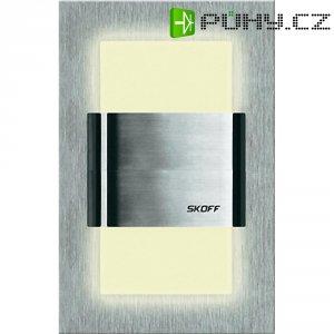 Vestavné LED osvětlení SKOFF Duo Tango, 10 V, 3,2 W, teplá bílá, nerez