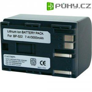 Akumulátor pro videokameru CANON BP522