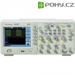 Digitální osciloskop Agilent Technologies DSO1072B, 2 kanály, 70 MHz