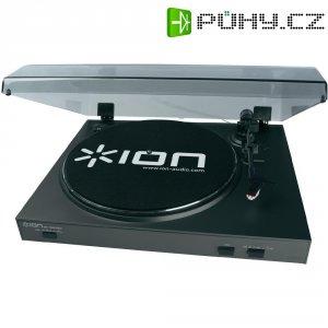 USB gramofon ION ITTUSB05BL, černá