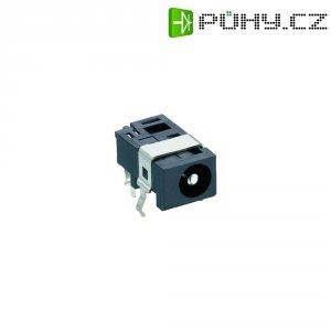 Napájecí konektor Lumberg 1613 05, Rozpínač, zásuvka vestavná horizontální, 4,4 mm