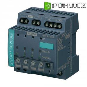 Selektivní modul Siemens SITOP PSE200U, 24 V/DC, 0,5-3 A, na DIN lištu
