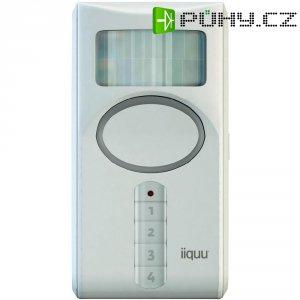 Alarm s detektorem pohybu a klávesnicí Iiquu, 510ILSAA001, 110 dB