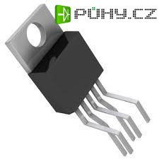 TDA2030A NF zesilovač 18W/20V multiwatt _TDA2030