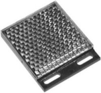 Reflexní odrazka pro světelnou závoru Pepperl & Fuchs H50, 50,9 x 50,9 mm
