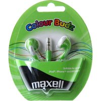 COLOUR BUDZ GREEN SLUCH. MAXELL 303361