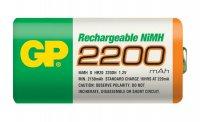 Nabíjecí baterie GP NiMH 2200 mAh R20 (D)
